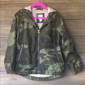 Other - Gap Kids Unisex Lined Camo Jacket XS 4 5